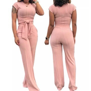 Classy pink Two Piece