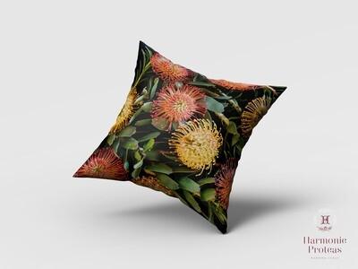 Scatter Cushion - Pincushion proteas