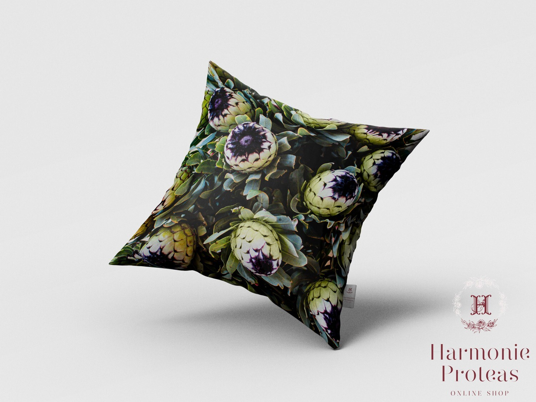 Scatter Cushion - Niobi Fresh Green Option 2