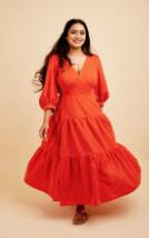 Roseclair dress pattern, Sizes 0-16, printed