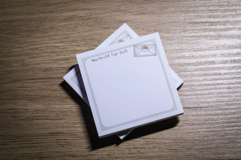 Haftnotizen - Nachricht für Dich (Doppelpack)