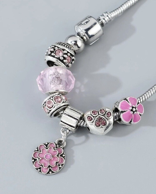 Pandora Inspired Decor Bracelet