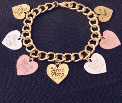 JunkyLove  💕 Chain Link Charm Bracelet
