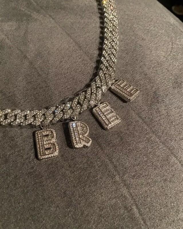 Junky Bling Name Bracelet