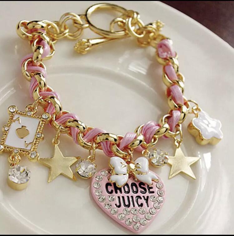 Junky Bling Rope Bracelet