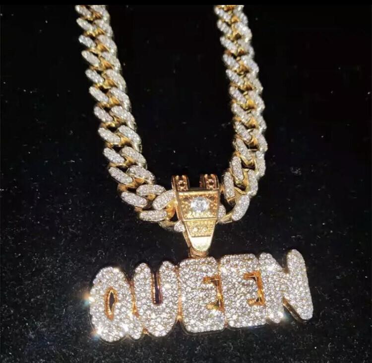 Royalty Bling Necklace