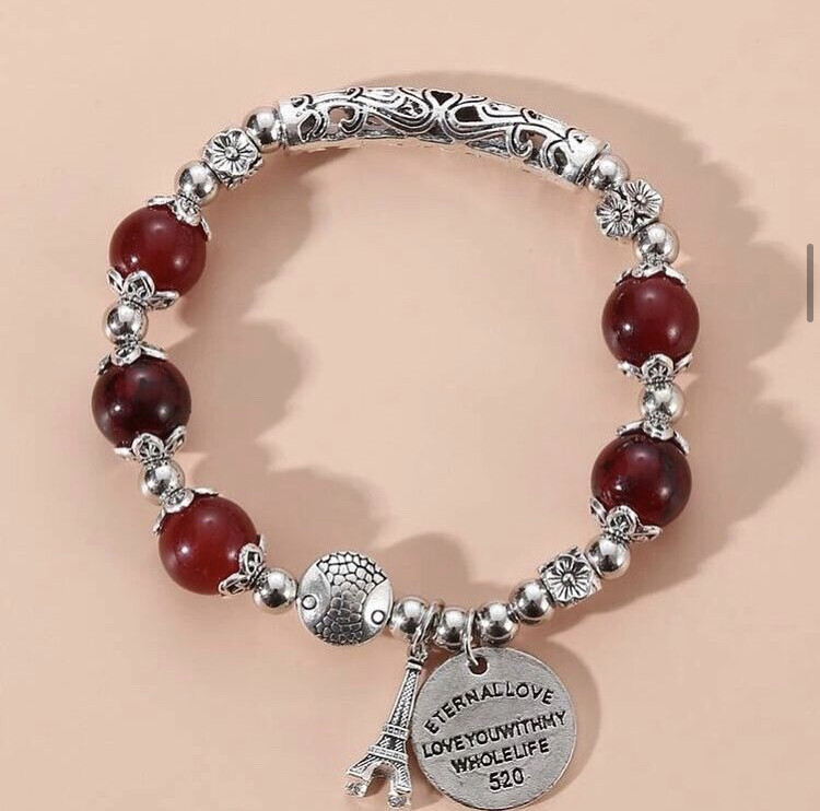 Eternal Love Charm Bracelet