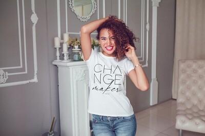Change Maker T-Shirt