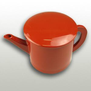 Soba Soup Pot Red (540cc)