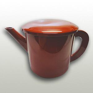 Soba Soup Pot Red (650cc)