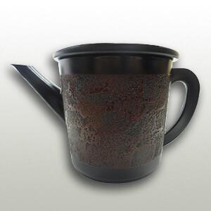 Soba Soup Pot Kotto black (600cc)