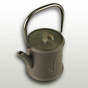 Soba Soup Pot Horo Black (500cc)