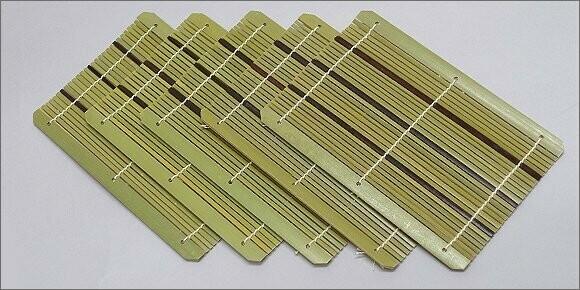 5ps set 6.8 Morris Dare domestic cotton thread