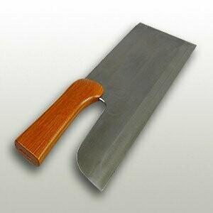 Polished Yasuki Steel (urethane coating pattern) 360 mm by Fujishita