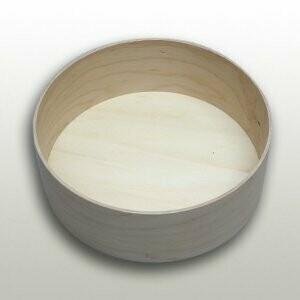 8 inch powder sieving receiver