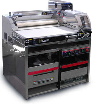 Soba automatic noodle making machine