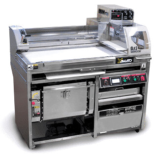 Udon noodle making machine
