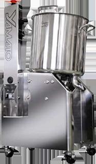Ramen soup strainer machine
