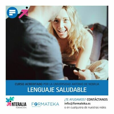 Lenguaje saludable - 100 Horas - 4 Créditos CFC