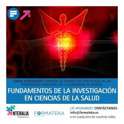 Fundamentos de la investigación en ciencias de la salud - 38 Horas - 6,0 Créditos CFC