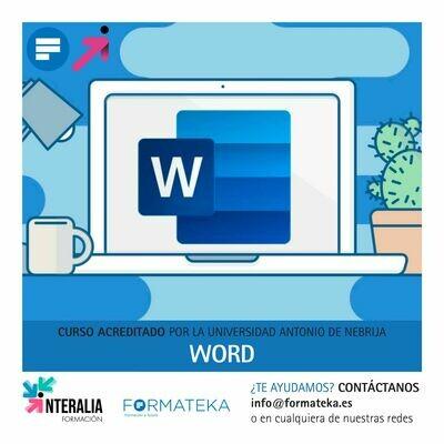 Word - 100 Horas - 4 Créditos CFC