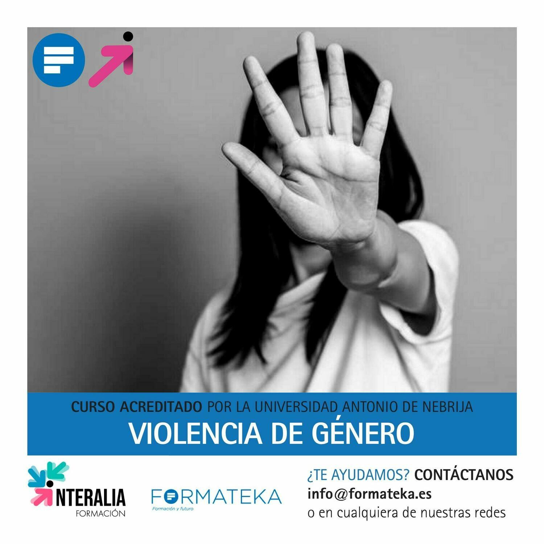 Violencia de género - 100 Horas - 4 Créditos CFC