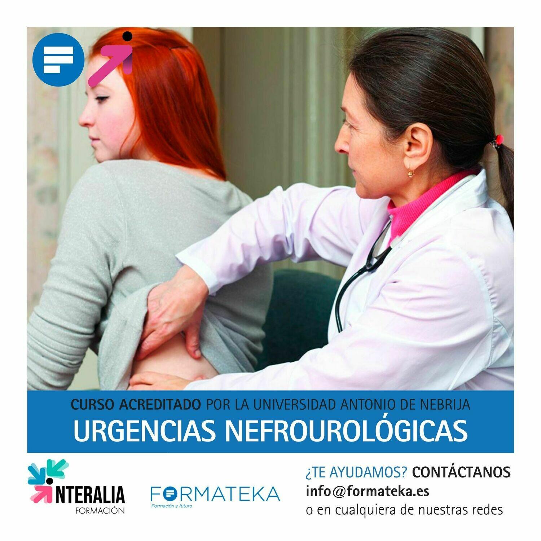 Urgencias nefrourológicas - 100 Horas - 4 Créditos CFC