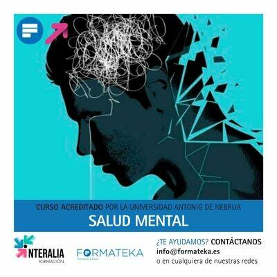 Salud mental - 100 Horas - 4 Créditos CFC