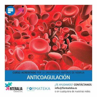 Anticoagulación - 75 Horas - 3 Créditos CFC