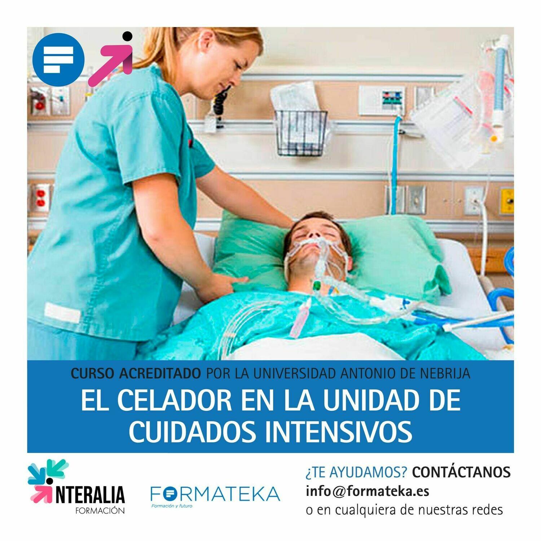 El celador en la unidad de cuidados intensivos - 125 Horas - 5 Créditos CFC