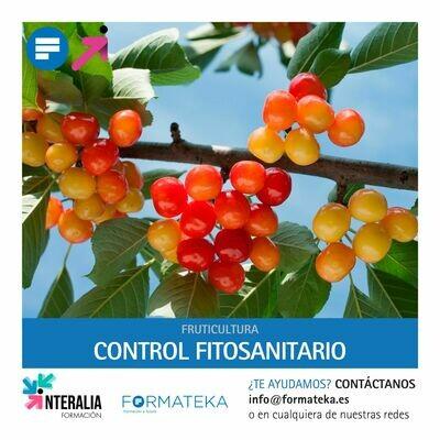 Control fitosanitario (40 Horas)