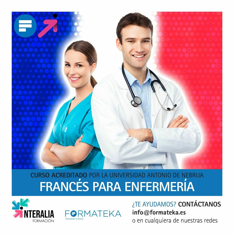 Francés para enfermería - 150 Horas - 6,0 Créditos CFC