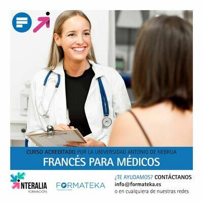 Francés para médicos - 150 Horas - 6,0 Créditos CFC