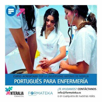Portugués para enfermería - 150 Horas - 6,0 Créditos CFC