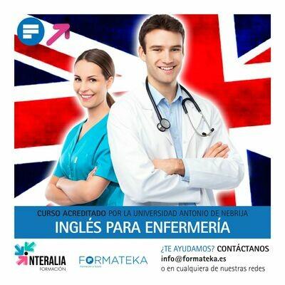 Inglés para enfermería - 150 Horas - 6,0 Créditos CFC