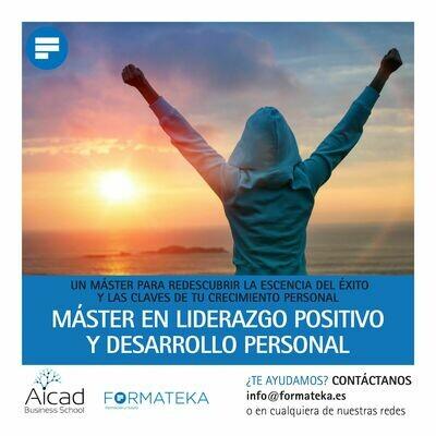 Máster en liderazgo positivo y desarrollo personal