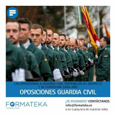 Oposiciones para Guardia Civil