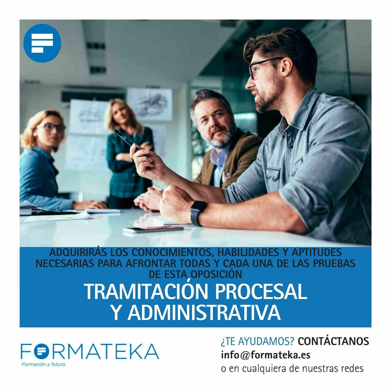 Tramitación procesal y administrativa