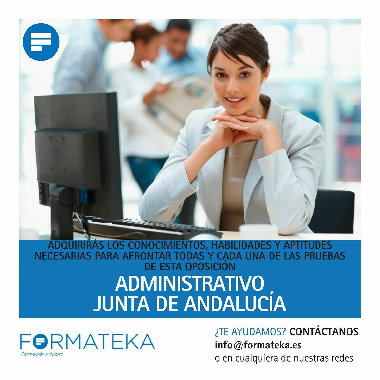 Administrativo Junta de Andalucía
