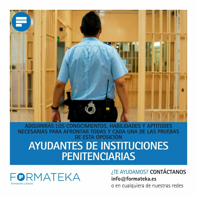 Ayudantes de Instituciones Penitenciarias