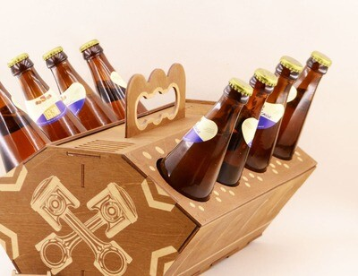 Переноска для бутылок