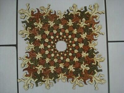 декоративное панно-мозаика