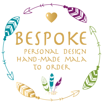 BESPOKE ~ Personal Design Hand-Made Mala