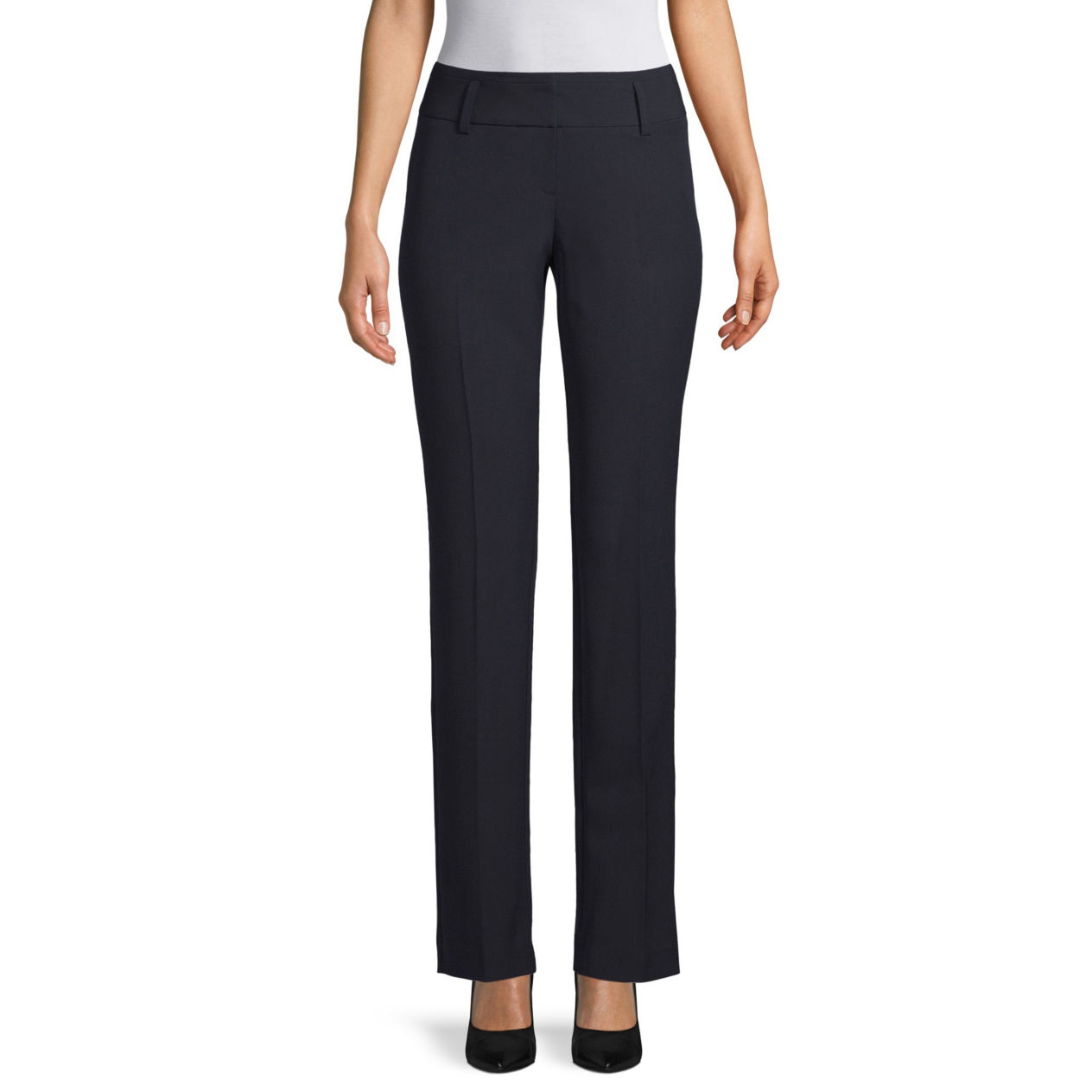 Women's Navy Pants
