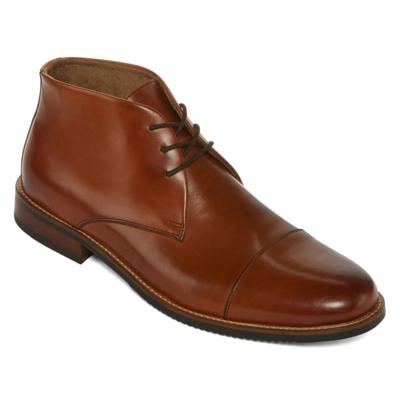 Men's Brown Dress Shoes