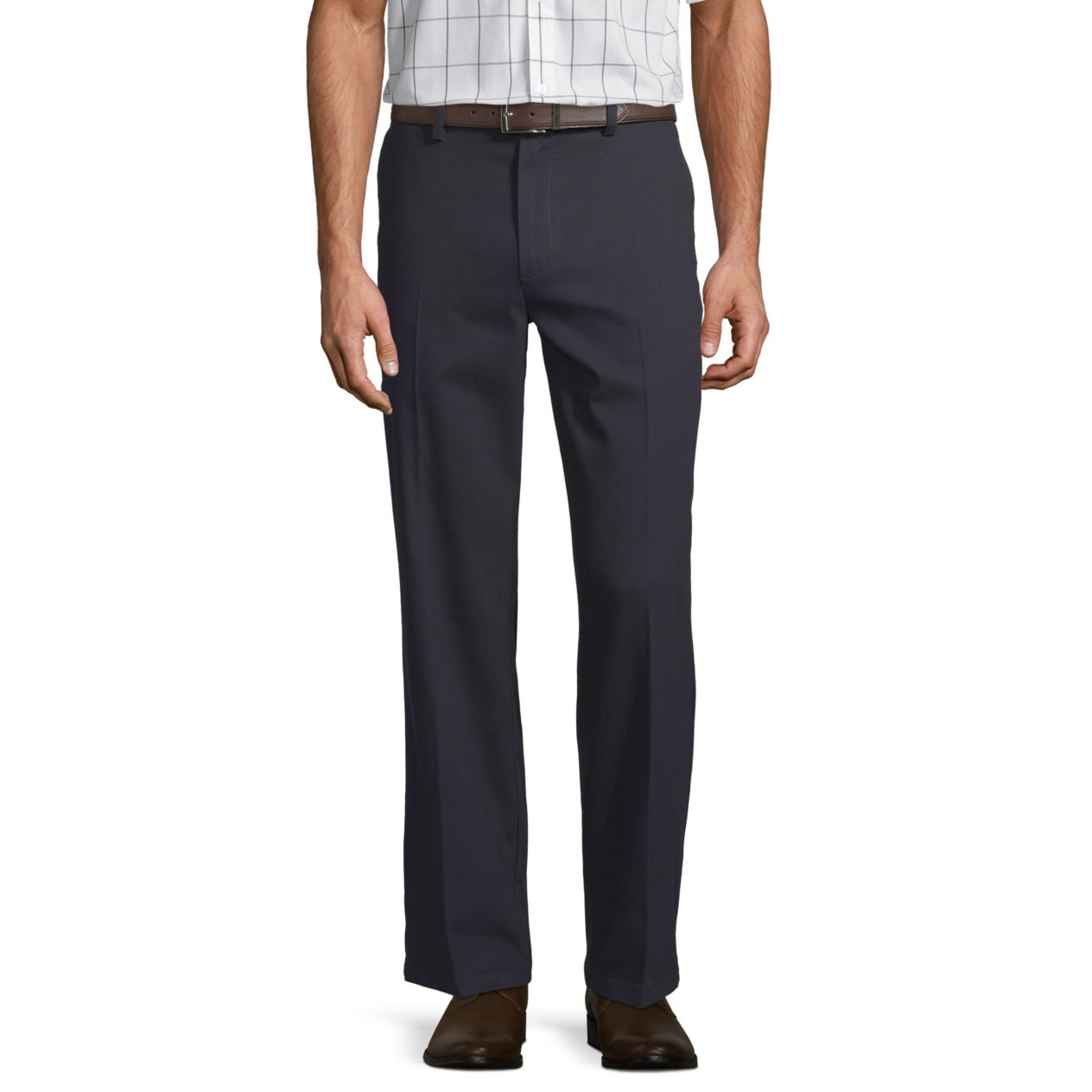 Men's Navy Dress Pants