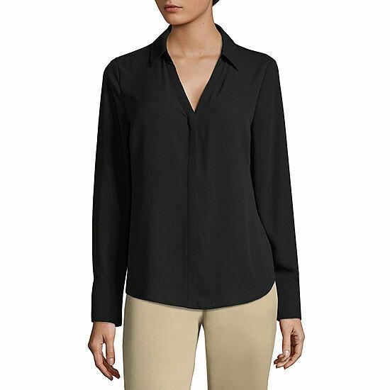 Women's Long-Sleeve Blouse