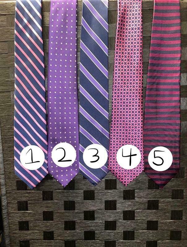 Purple Ties