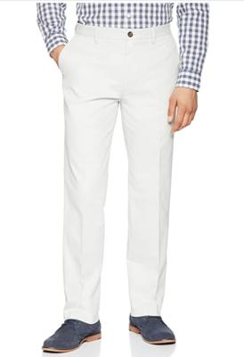 Men's Silver Dress Pants