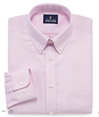 Stafford Mens Button Down Shirt